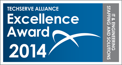 TechServe Alliance Excellence Award 2014