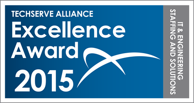 TechServe Alliance Excellence Award 2015