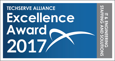 TechServe Alliance Excellence Award 2017