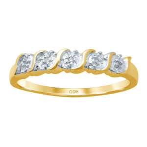 10K 0.02CT D-RING LDS RDS