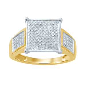 10K 0.38-0.43CT D-RING LDS RDS MP