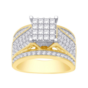 10K 1.76-1.81CT D-RING LDS PCT/RDS