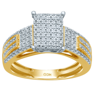 10K 0.24-0.27CT D-RING LDS RDS MP