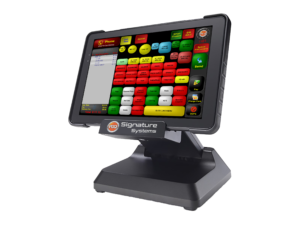 PDQ POS tablet