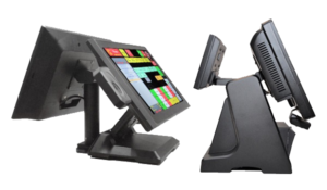 PDQ POS rear displays