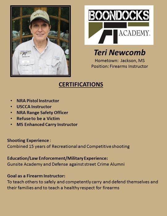 Teri Newcomb