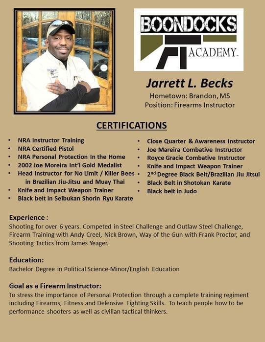Jarrett Becks