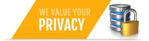 We value your privacy