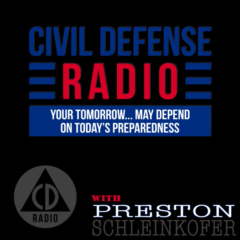 Civil Defense Radio -Coming Soon-