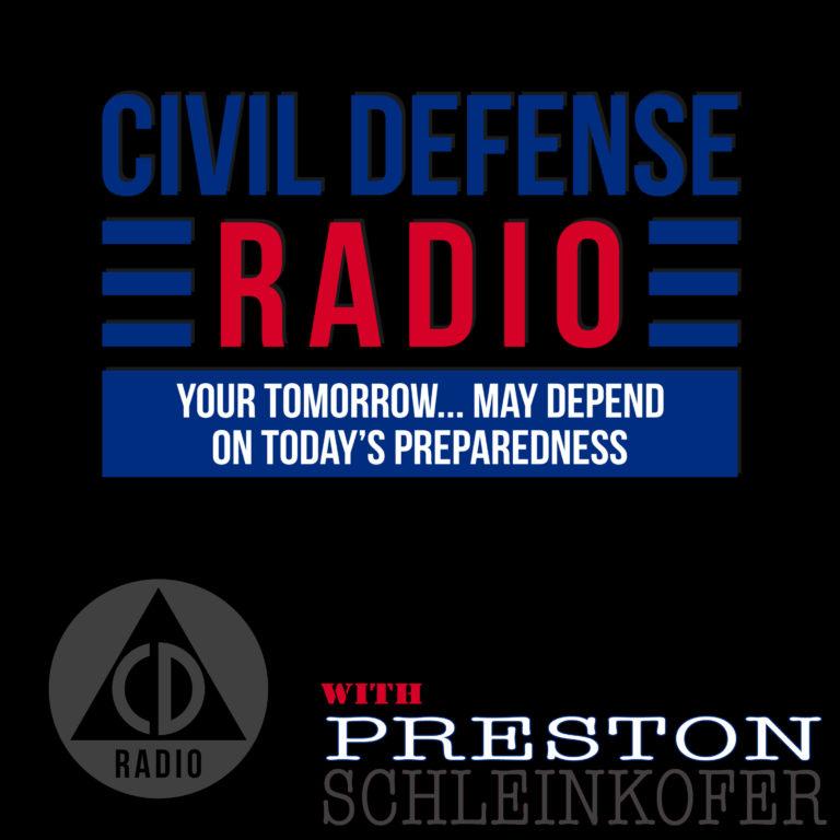 Civil Defense Radio -Coming Soon-
