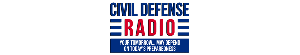 Civil Defense Radio Logo