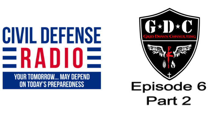 Civil Defense Radio, Episode 6, Part 2, Hollerman