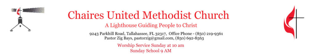 Chaires United Methodist Church