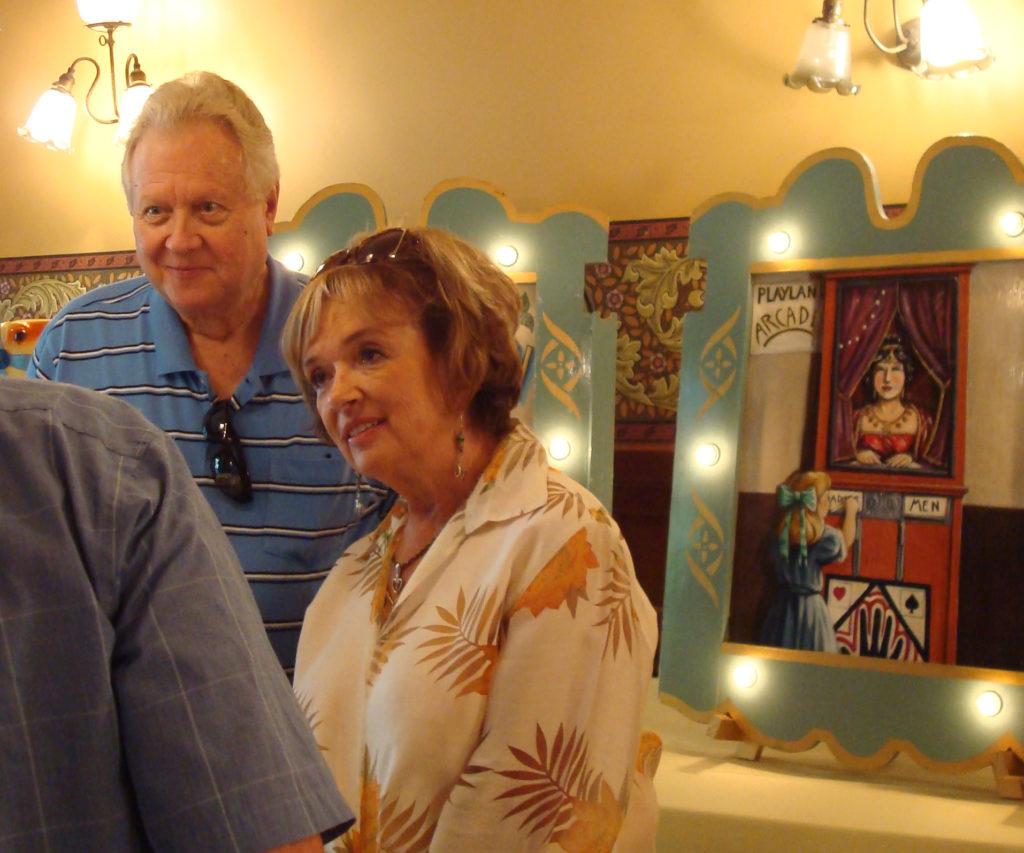John & Pat Foote benefactors