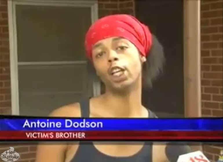 Antoine Dodson Arrested