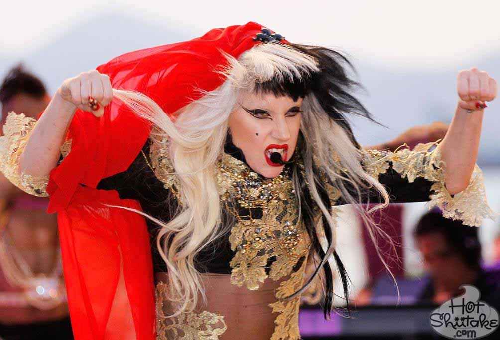 Lady Gaga Ugly