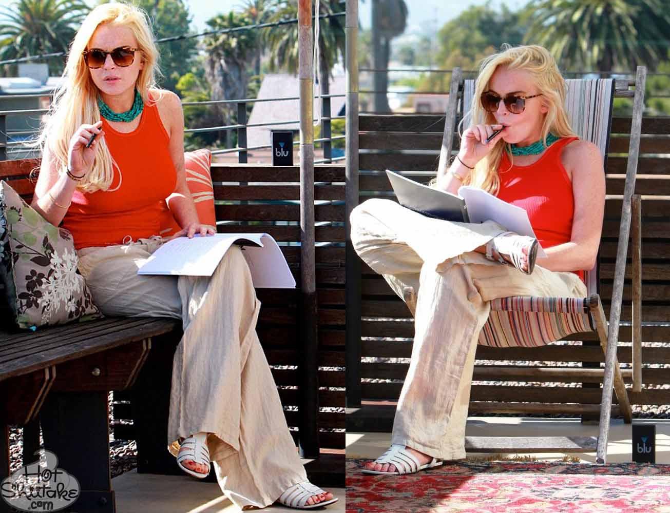 Lindsay Lohan House Arrest