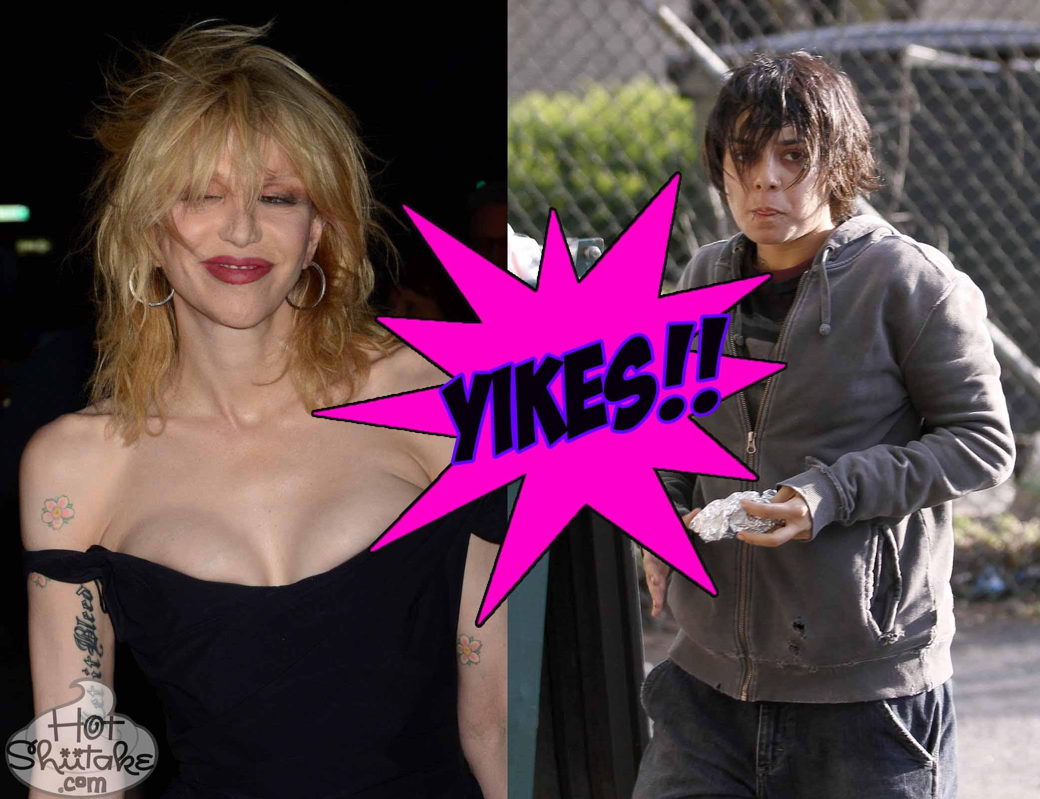 Ugly Celebrity Pics