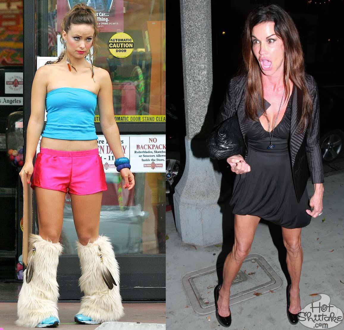 Ugly Celebrities