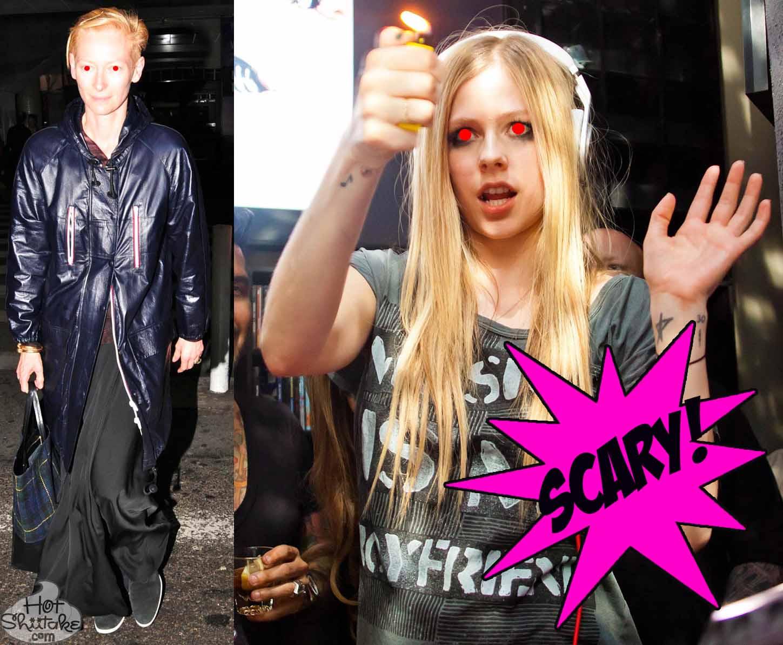 Avril Lavigne Ugly