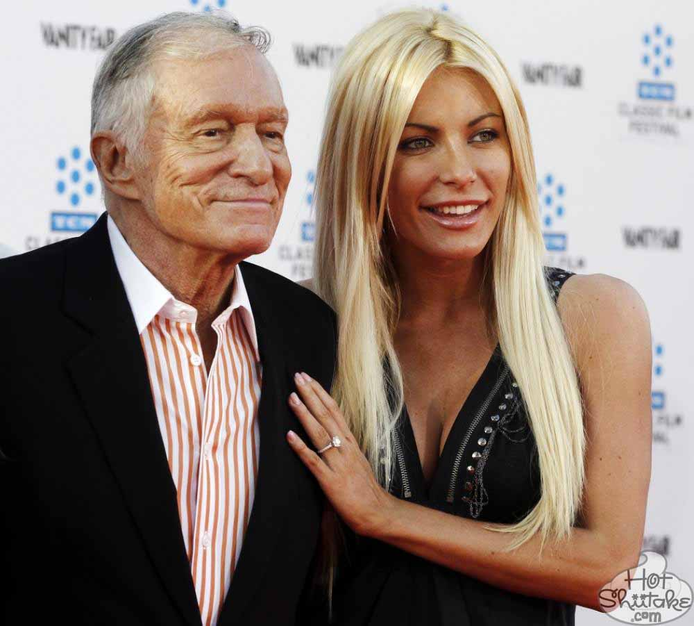 Crystal Harris and Hugh Hefner Engaged Again
