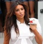 Kim Kardashian Cat Mercy
