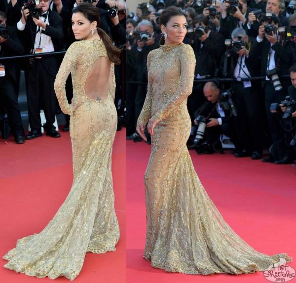 Eva Longoria Cannes