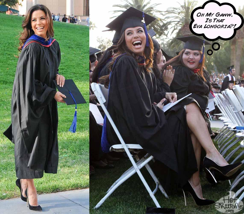 Eva Longoria Graduate School