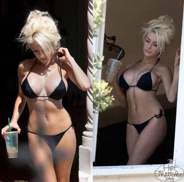 Courtney Stodden Breast Implants