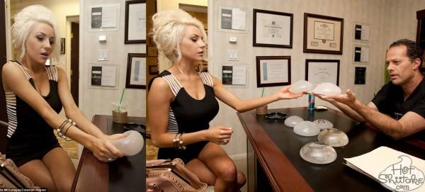 Courtney Stodden Implants