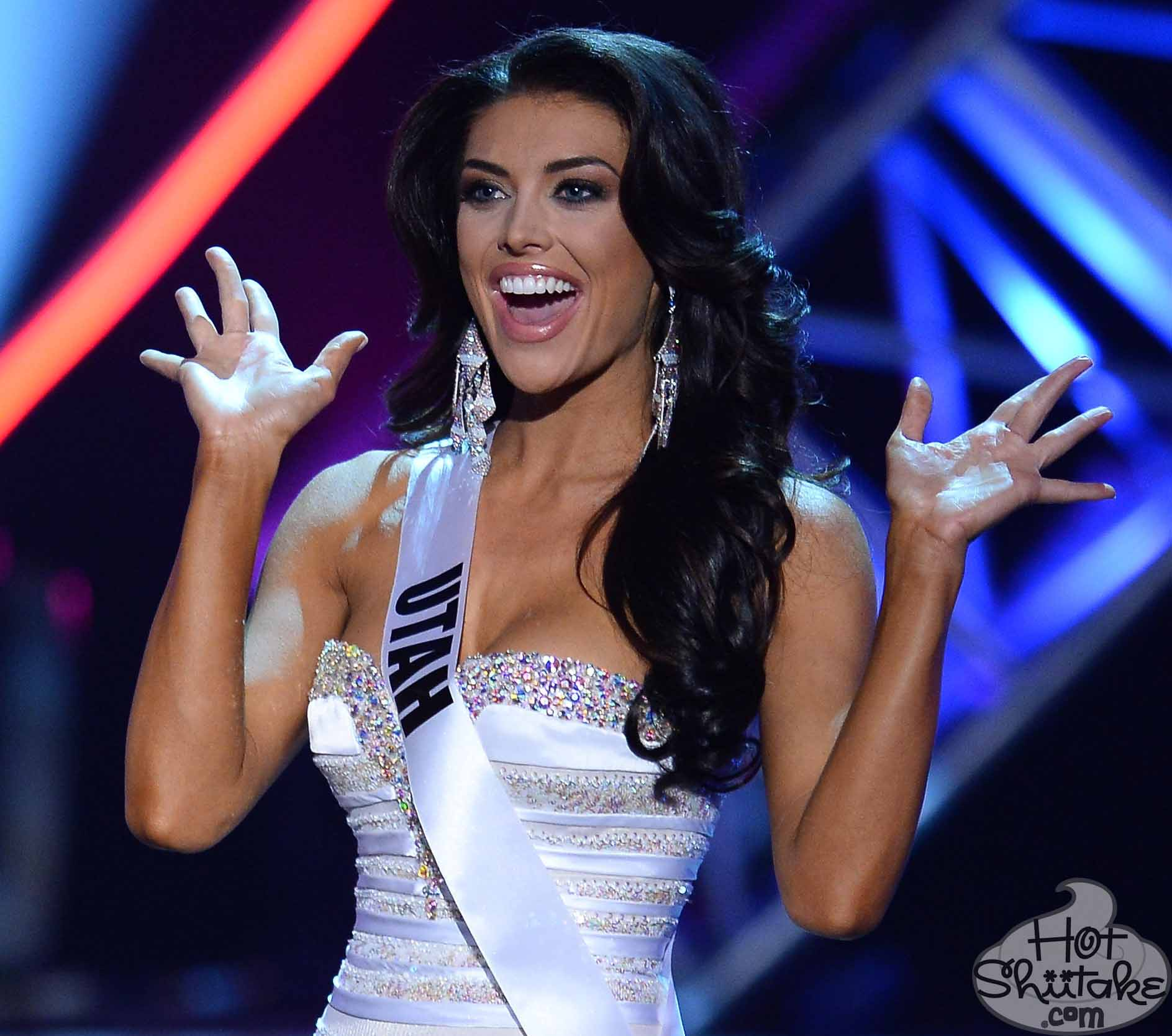 Miss Utah Answer