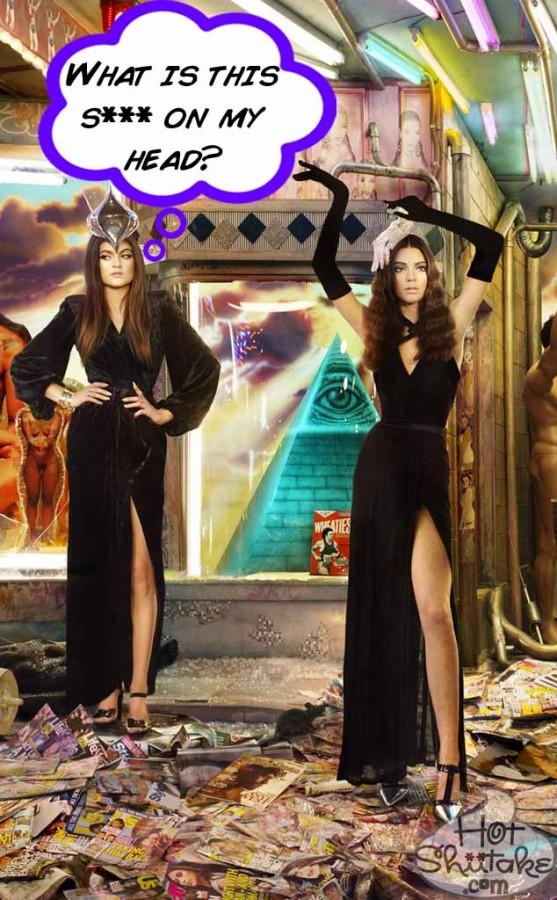 Kylie Jenner Kendall Jenner Kardashian Christmas Card 2013