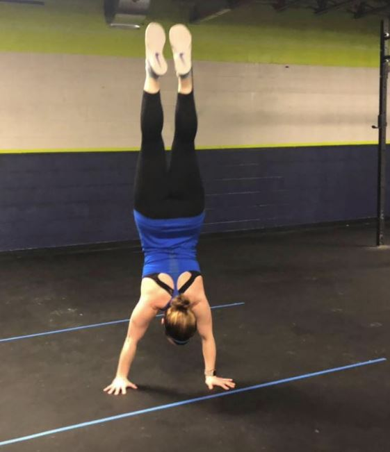 Nutrition Challenge Check In: Brie Voelp