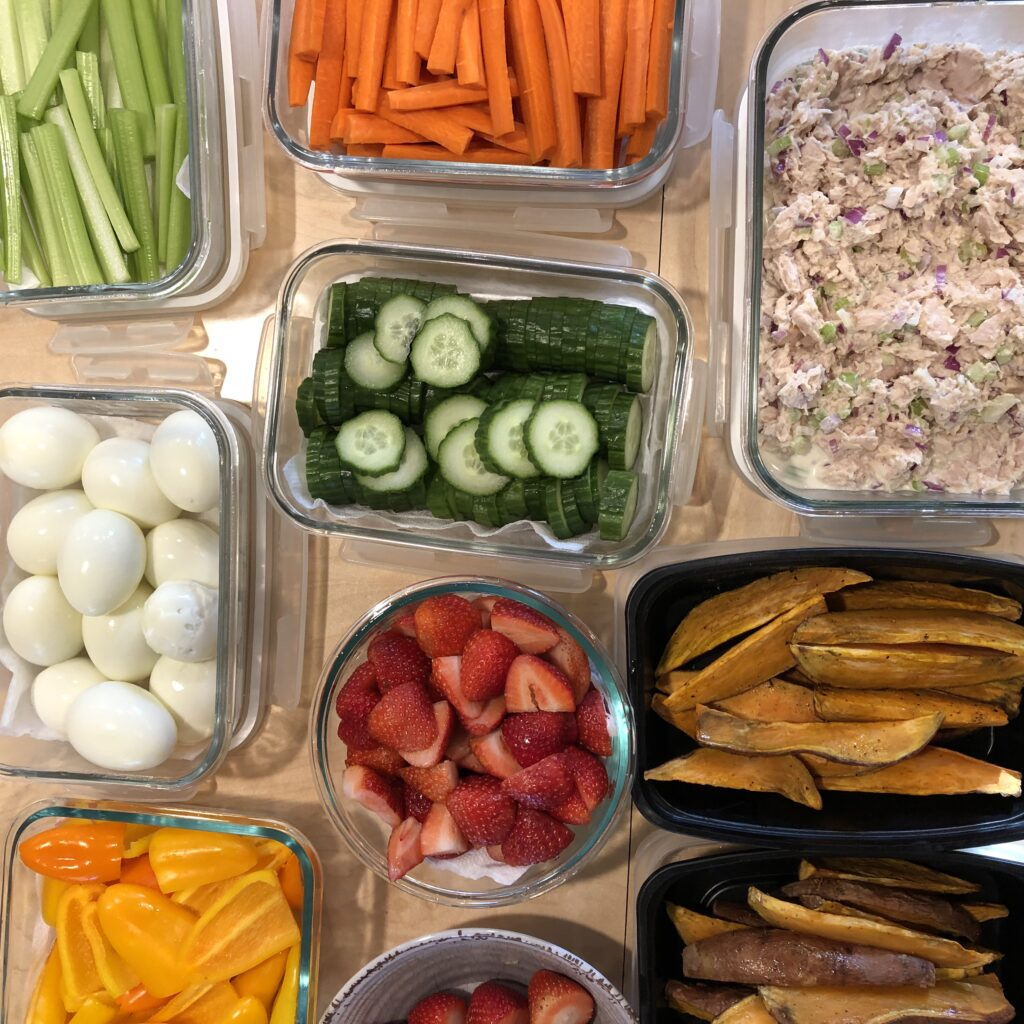 Top 5 Food Prep Tips