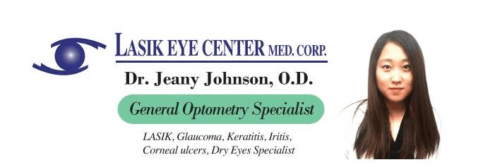 Dr Jeany Johnson O.D.