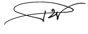 Peter Wyns Black Logo