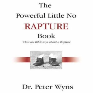 The Powerful Little No Rapture Book Product Image