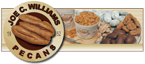 Joe C Williams Pecans – Fresh Shelled Pecans Since 1952!