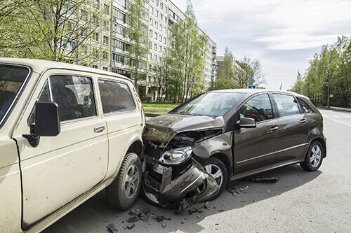 What Not To Do After A Car Wreck