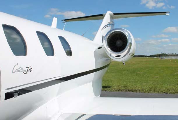 Cessna-CitationJet-at-TPA-Skyway-Aviation
