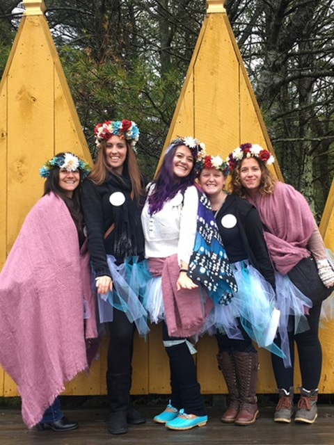 Bachelorette Party, King Richards Fair