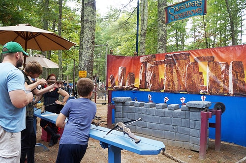 Games at King Richards Faire