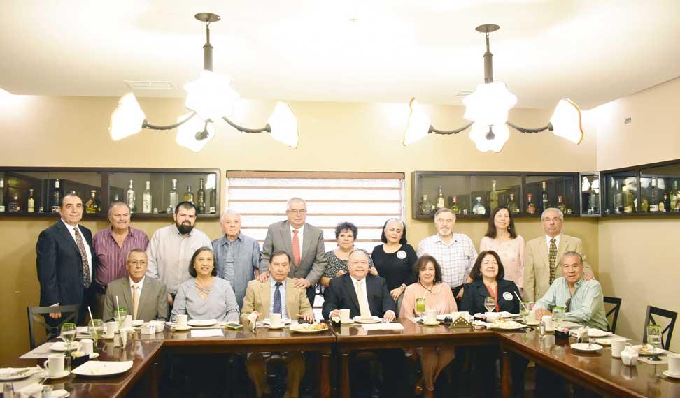 Nace Asociación Ex-A UAT NLD, AC