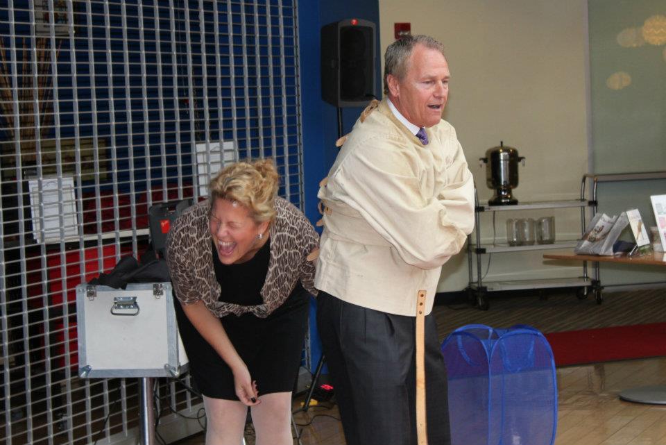 Gary Roberts Comedian Magician Speaker