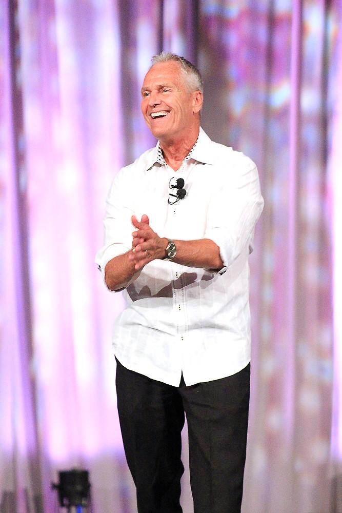 Keynote Speaker Comedian Gary Roberts