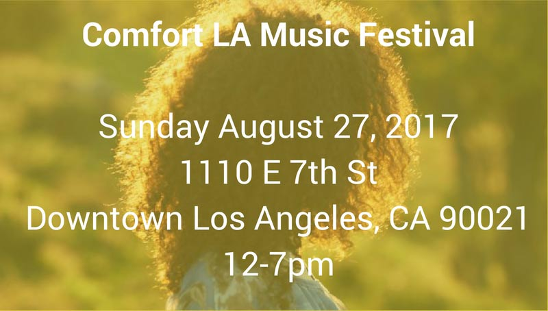 Comfort Music Festival