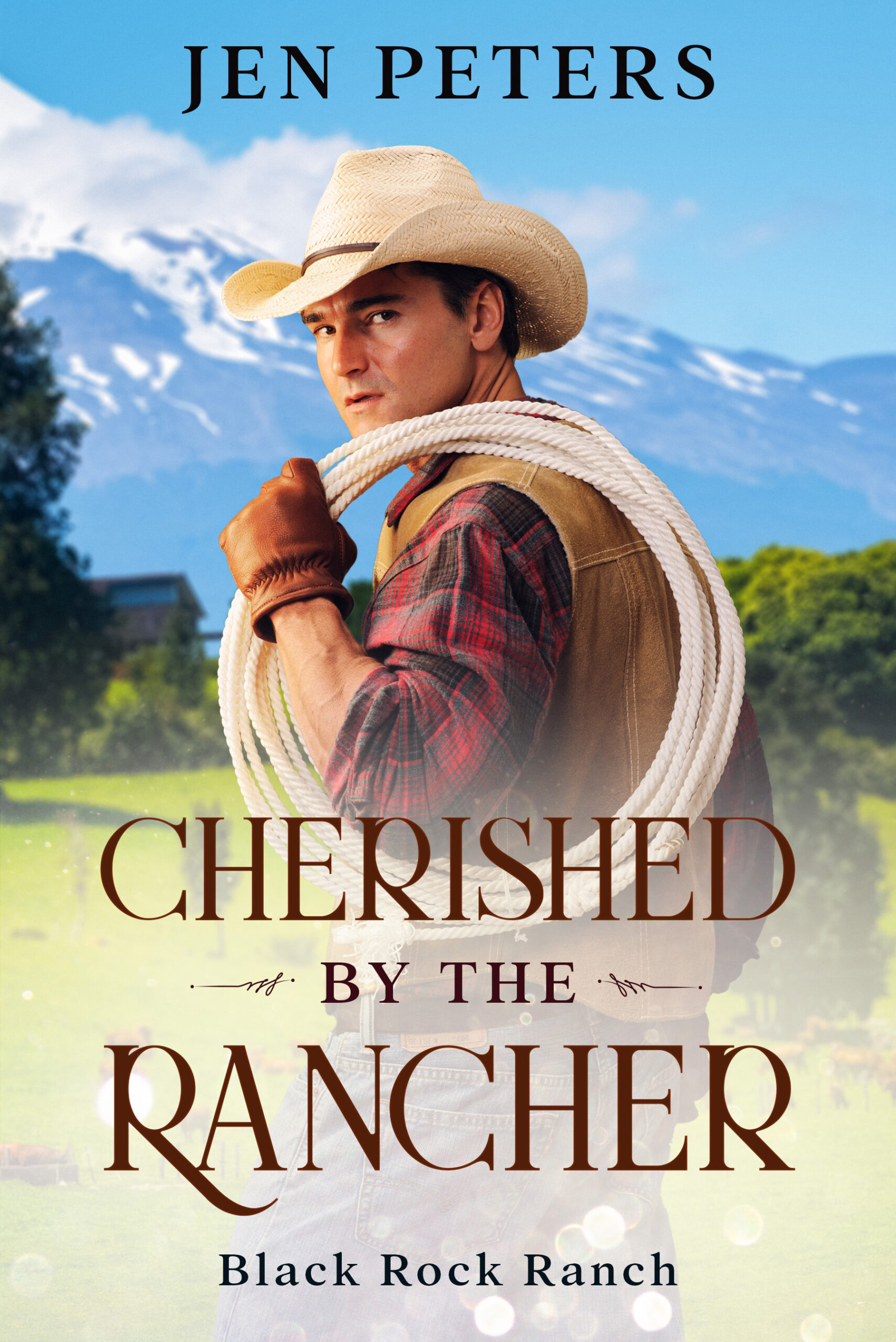 Cherished by the Rancher cover