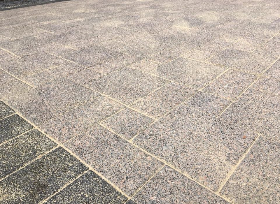 pavers pressure clean power wash pavers seal pavers sand