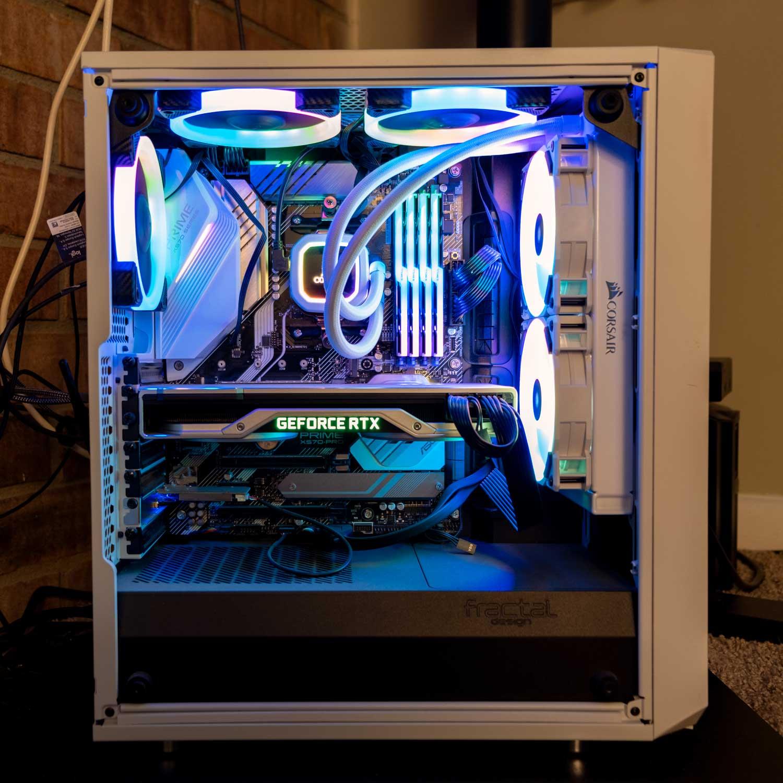 Custom Built Computer