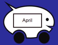 April Sight Words